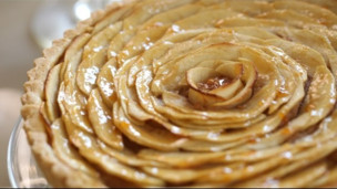 Thumbnail image for Classic French Apple Tart
