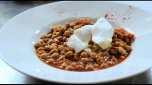 Thumbnail image for Vegetarian Chickpea Cassoulet