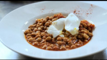 Vegetarian Chickpea Cassoulet