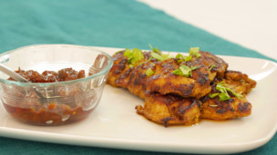 Indian Dry-Rub Chicken