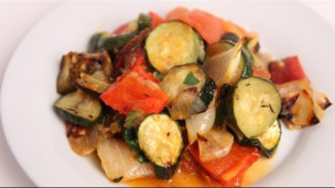 Homemade Ratatouille