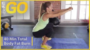 Thumbnail image for 40 Min Total Body Fat Burn Workout