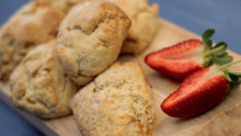 Classic Tea Party Scones