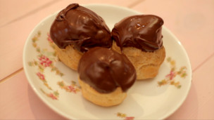 Thumbnail image for Chocolate Cream Puffs