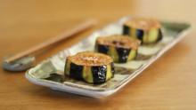 Sweet Miso Eggplant
