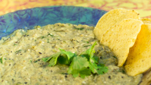 Thumbnail image for Roasted Tomatillo Salsa