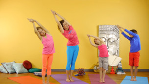 Yoga for Kids: The Spine