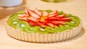 Thumbnail image for Easy Tropical Fruit Tart