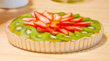 Easy Tropical Fruit Tart