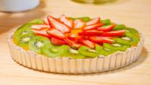 Easy Tropical Fruit Tart