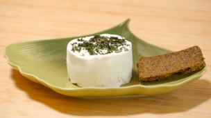 Dairy-Free Almond Cheese