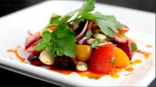Smokey Chorizo and Butterbean Salad