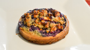 Thumbnail image for Toasted Nut & Berry Tart