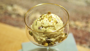 Thumbnail image for Honey & Pistachio Gelato