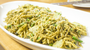 Thumbnail image for Trofie Pasta al Pesto