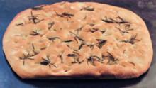 Italian Focaccia Flat Bread