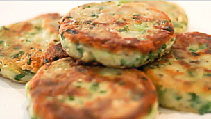 Turkish Potato Latkes