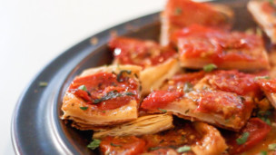 Thumbnail image for Caramelized Tomato Tart