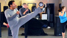 Kickboxing - Lower Body