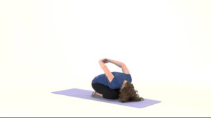 Thumbnail image for Rabbit Pose - Kids Yoga