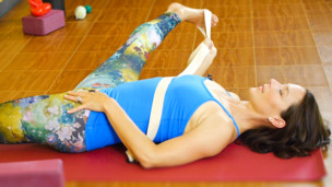 Deep Stretching: Lower Body