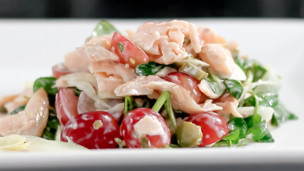 Thumbnail image for Smoked Trout Salad