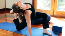Nurturing Life:  Active Prenatal Yoga