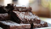 Beth's Foolproof Fudgy Brownies