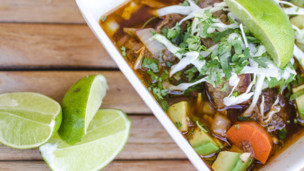 California Pozole - Fresh Mexican Stew