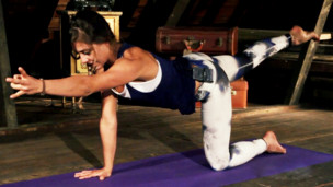 Thumbnail image for Vinyasa for the Lower Back