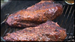 Thumbnail image for Tri Tip Steaks with Potato Bombs