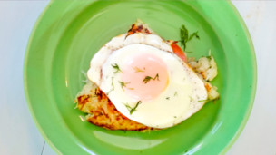 Thumbnail image for Potato Rösti with Salmon