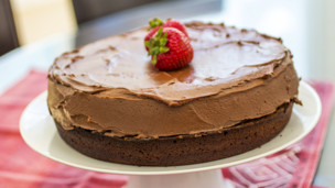 Thumbnail image for Classic Chocolate Cake