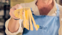 How To Make Homemade Tagliatelle Pasta
