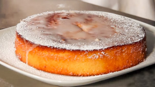 Thumbnail image for Lemony Polenta Cake