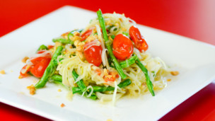 Thumbnail image for Thai Green Papaya Salad