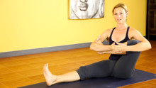 Beginner's Eight-Angle Pose