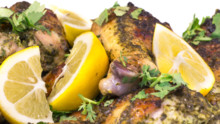 Lemon & Herb Chicken