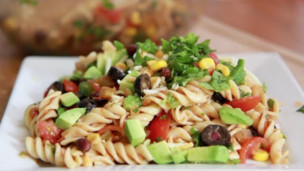 Thumbnail image for Taco Pasta Salad Recipe