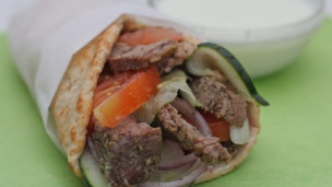Thumbnail image for Easy Greek Lamb Wraps