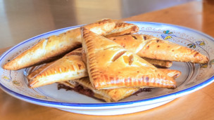 Thumbnail image for Homemade Jam Turnovers