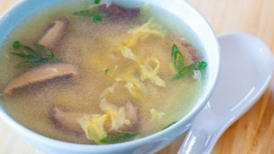 Thumbnail image for Chinese Egg Drop Soup