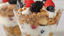 Granola Trifles