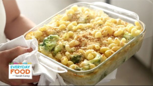 Lighter Mac & Cheese Recipe