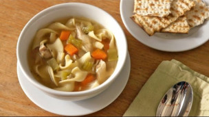 Thumbnail image for Chicken Soup from Leftover Chicken