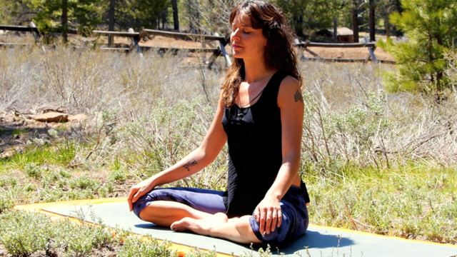 Yoga for Travel: Ground and Align
