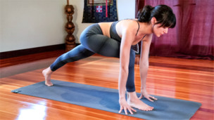 Yoga for Surfers: Strengthening the Legs