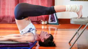 Thumbnail image for Breaking Down Shoulderstand