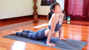 Thumbnail image for Yoga for Surfers: Shoulders and Upper Back