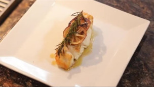 Thumbnail image for Baked Halibut Using Olive Oil, Rosemary & Garlic